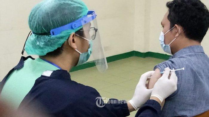 11 Juta Lebih Dosis Vaksin Covid-19 Telah Disuntikkan, Menkes Sebut Indonesia Beruntung