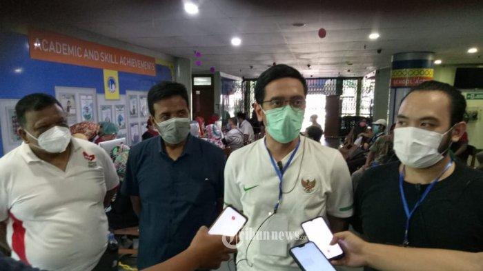 Kasus Covid di Jakarta Melonjak, Wagub DKI Minta Masyarakat Hati-hati Meski Sudah Divaksin