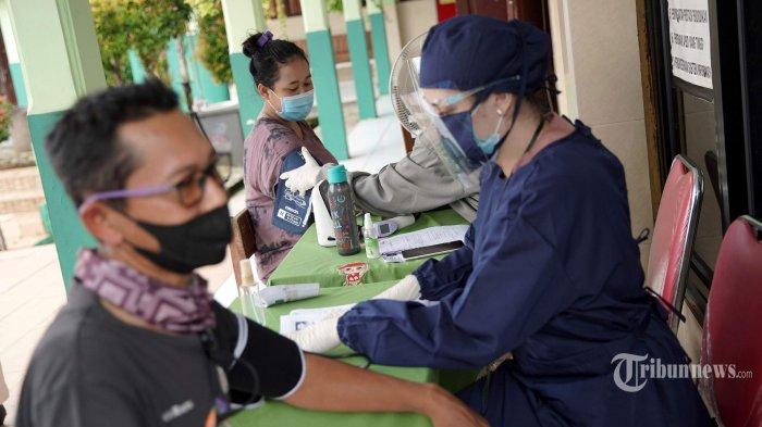 Mulai Juni, Pemerintah Targetkan Vaksinasi 1 Juta Dosis Per Hari