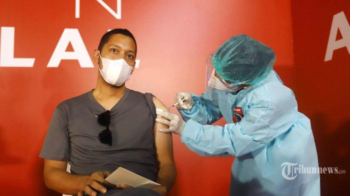 Tips Aman Ikut Vaksinasi Covid-19 Saat Berpuasa di Bulan Ramadan