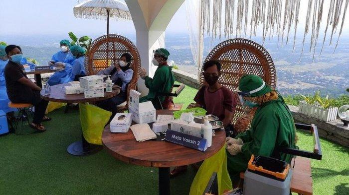 6 Daerah #DiIndonesiaAja Gelar Vaksinasi Massal di Objek Wisata, Bisa Divaksin Sambil Tamasya!