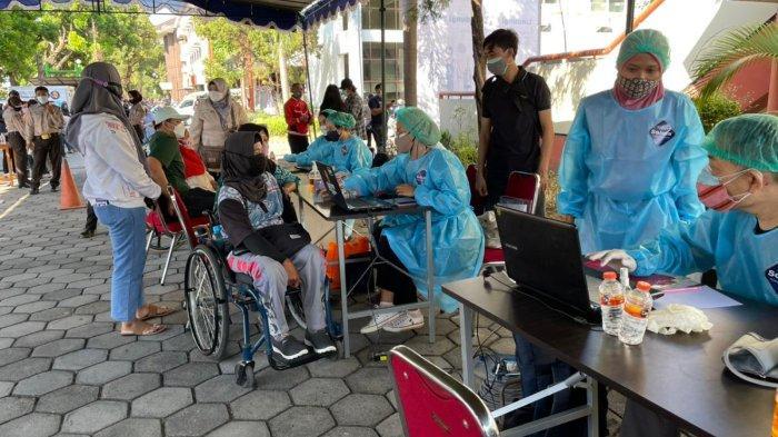 Percepatan Vaksinasi Covid-19 di Kota Yogyakarta untuk Difabel, Pekerja, dan Lansia