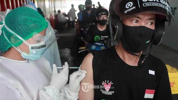 WNA Pemegang KITAS dan KITAP dapat Mengikuti Program Vaksin Gotong Royong