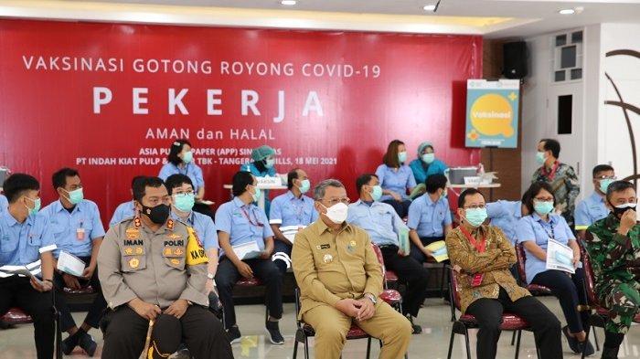 Vaksinasi Gotong Royong, SehatQ Sediakan Vaksinator untuk Ribuan Pekerja