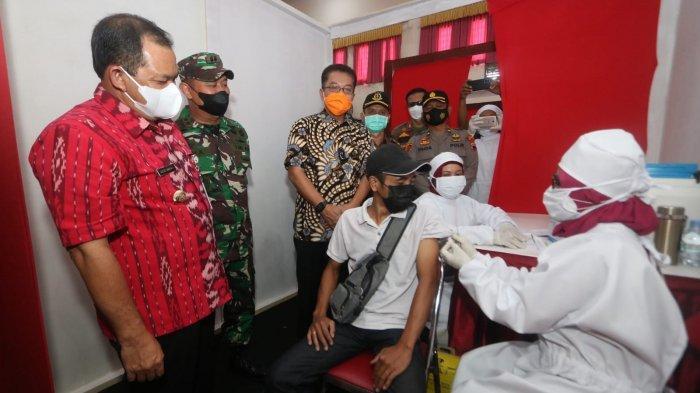 Sentra Vaksinasi dan Tim Vaksin Keliling Targetkan 168 Ribu Dosis ke Warga Kabupaten Semarang