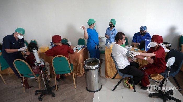 Jubir Kemenkes: Cakupan Vaksinasi Covid-19 Baru 5 Persen, Dipercepat Setelah Lebaran