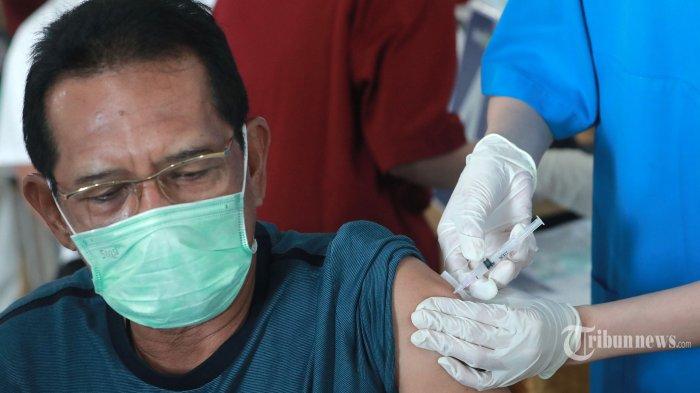Apresiasi Langkah Pemerintah Cina, Waka DPR RI: Jemput Bola, Sebar Sentra Vaksinasi Segera