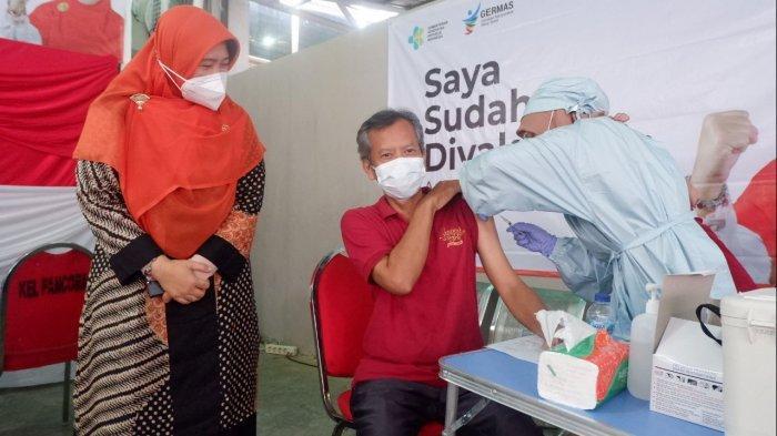Gelar Vaksinasi di Jakarta, Legislator PKS Minta Ada Jaminan Keamanan Soal Data