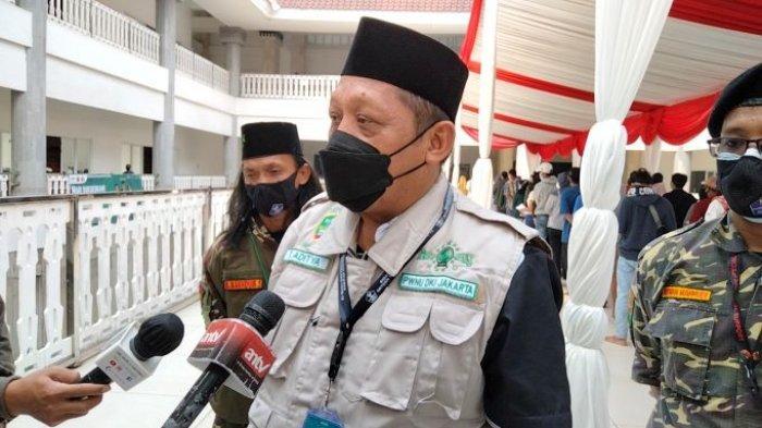 Ketua Satgas NU Sehat Penanggulangan Covid-19 NU Jakarta Tahyudin Aditya