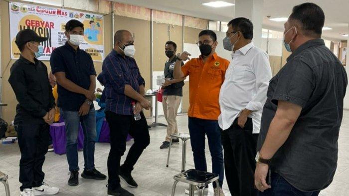 Partai Berkarya Gandeng Sudinkes Jaksel, Targetkan Vaksinasi 2.000 Warga