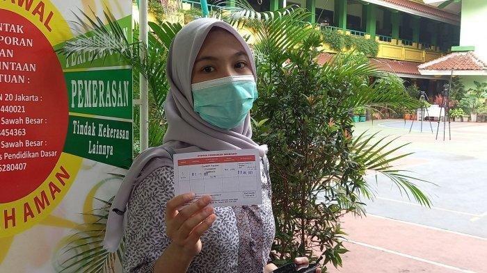 Perdana Vaksinasi Covid-19 untuk Anak di Jakarta, Pelajar Mengaku Deg-degan dan Senang