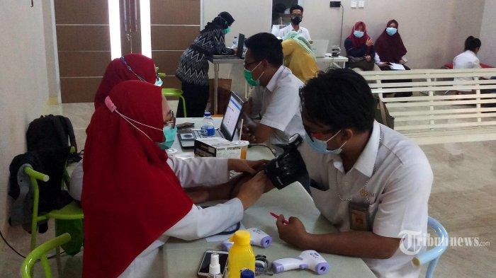 Satu Juta Orang Lebih di Indonesia Telah Divaksinasi Covid-19