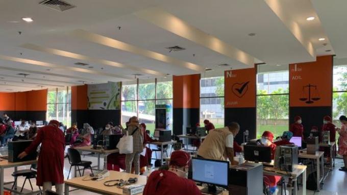 Kalbis Institute jadi Sentra Vaksinasi untuk 4.000 Tenaga Kependidikan di Jakarta Timur