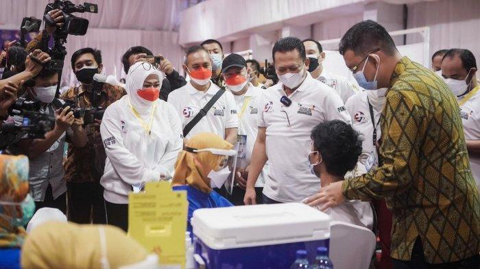 Vaksinasi Untuk Pelajar dan Masyarakat Umum dari Asosiasi Penjualan Langsung Indonesia