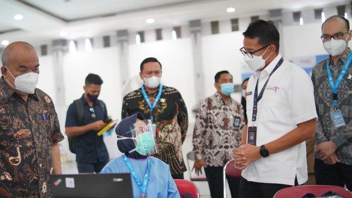 Dalam 5 Hari, Sentra Vaksinasi Covid-19 Traveloka di Yogyakarta  Layani 8.080 Penerima Vaksin