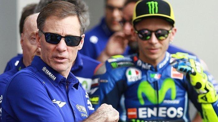 Jurus Baru Yamaha di Seri MotoGP Americas 2019, Lin Jarvis: Valentino Rossi akan Menyukainya