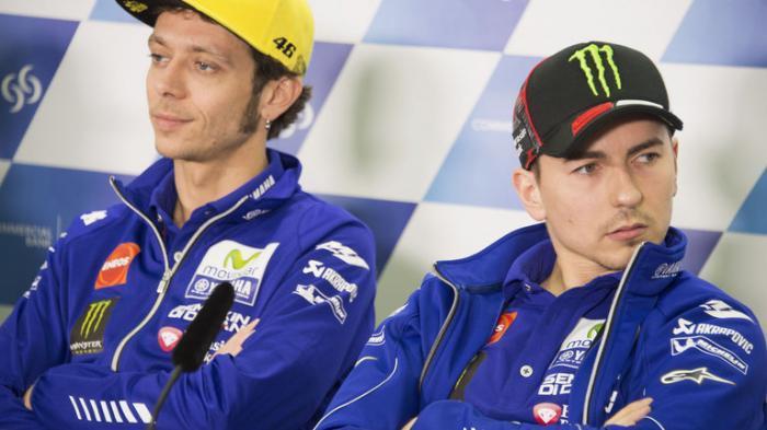 Ragu Pada Jorge Lorenzo, Yamaha Tak Berniat Siapkan Pengganti Buat Valentino Rossi