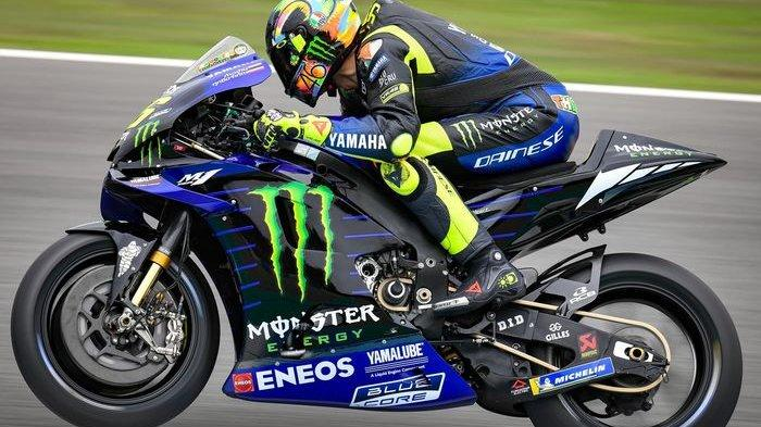 Valentino Rossi di tes Jerez 2019, masih khawatirkan top speed Yamaha