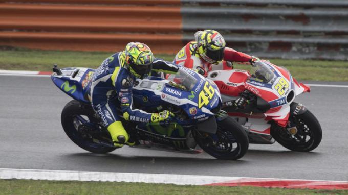 Valentino Rossi Takut Nyusruk lagi Makanya Main Aman aja di Sirkuit Sepang