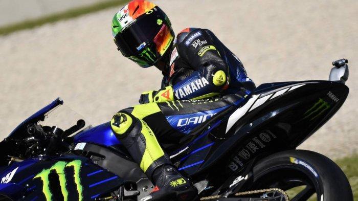 Valentino Rossi Punya Modal untuk Bangkit di Seri Balapan, Modalnya Hasil Minor di MotoGP Belanda