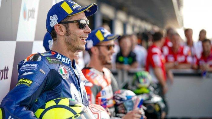 Valentino Rossi Sehari Bisa Bolak-balik Pikirkan Masa Depannya di MotoGP