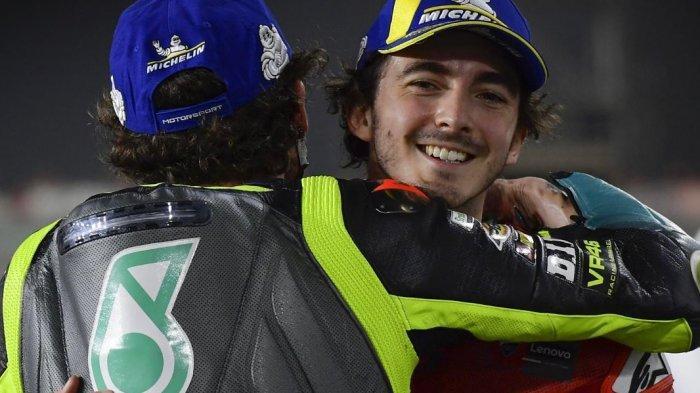 RACE MotoGP Qatar 2021 Live TRANS7: Pecco Bagnaia Tak Percaya Bisa Start Paling Depan