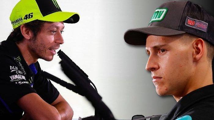 Valentino Rossi meyakini bahwa Yamaha akan menghalalkan segala cara demi mempertahankan Fabio Quartararo di MotoGP 2021