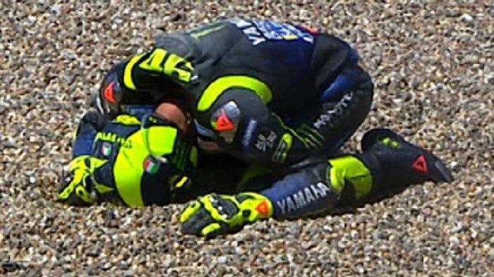 Bos Yamaha MotoGP Blak-blakan, Kode Keras Valentino Rossi Bakal Segera Pensiun?