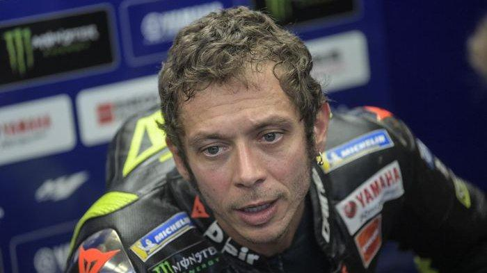 Valentino Rossi ungkap kemungkinan podium MotoGP Aragon 2019