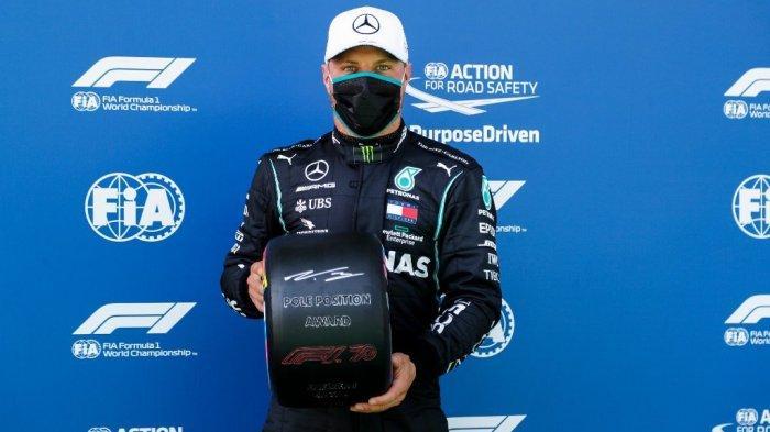 Daftar Pembalap F1 2021 Setelah Mercedes Pertahankan Valtteri Bottas