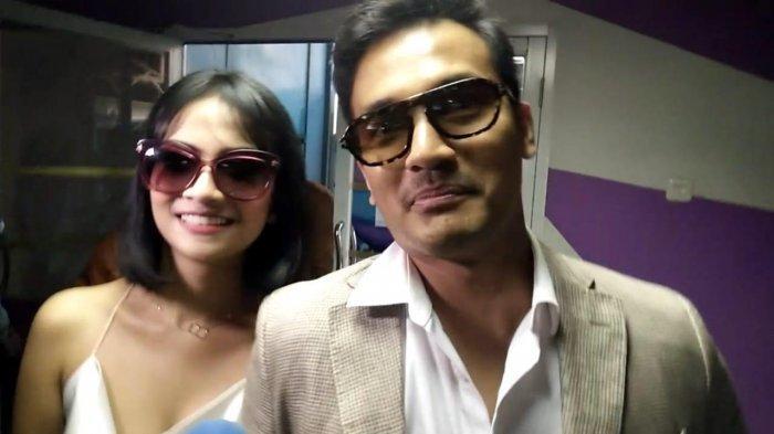 Vanessa Angel dan Bibi saat ditemui di kawasan Jl. Kapten Tendean Jakarta Selatan, Senin (13/1/2020).