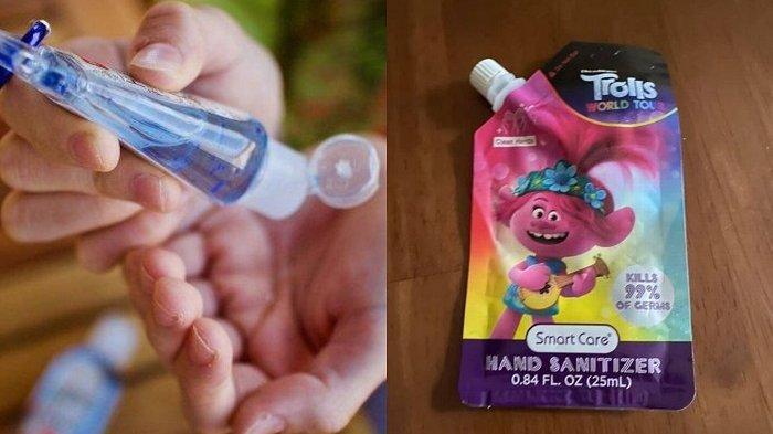 Balita Dilarikan ke Rumah Sakit setelah Tenggak Hand Sanitizer, Neneknya Mengira itu Camilan