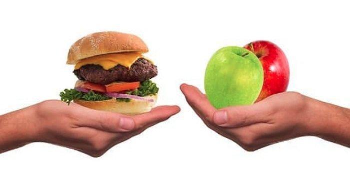Vegetarian atau pemakan daging biasa, mana yang lebih sehat?
