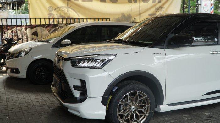Tips Modifikasi Toyota Raize dan Daihatsu Rocky Agar Tampilan Makin Sporty