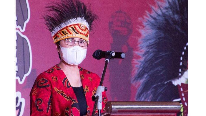 Tekad Putri Papua, Kembangkan Kreativitas di Negeri Cenderawasih