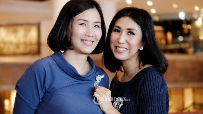 Veronica Tan dan Wanda Ponika mengadakan acara afternoon tea  menggalang dana untuk Operet Anak Rusun yang berjudul Selendang Arimbi, Selasa (15/10/2019) di Jakarta.