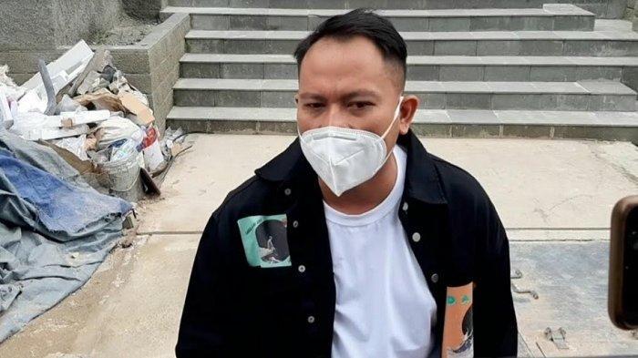 Vicky Prasetyo ketika ditemui di gedung Trans TV, Jalan Kapten Tendean, Mampang Prapatan, Jakarta Selatan, Jumat (15/1/2021).