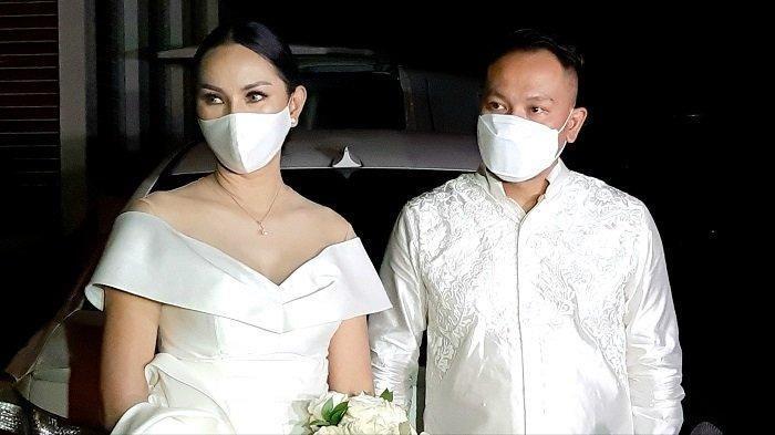 Kalina Oktarany Emosi, Vicky Prasetyo Hadiahkan Kalung Valentine Buat Celine Evangelista