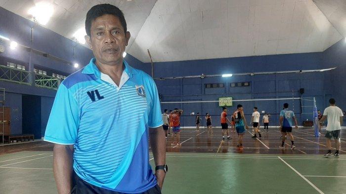 Victor Laiyan, pelatih kepala voli putra DKI Jakarta