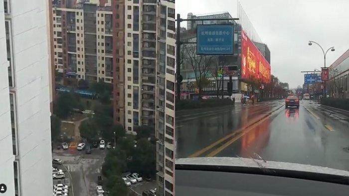Video dan foto Wuhan terkini bagai kota mati