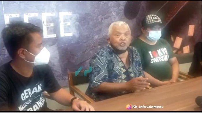 Video dimarahi Baim Wong viral, Kakek Suhud beberkan kronologi versinya.