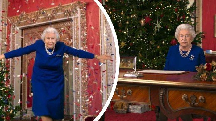 Video Editan Ratu Elizabeth II Singgung Pangeran Harry dan Meghan Markle, Ini Maksud di Baliknya