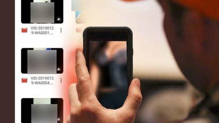 Mantan suami Vina, pemera video seks yang viral di Garut selama ini dikenal sebagai pengangguran.