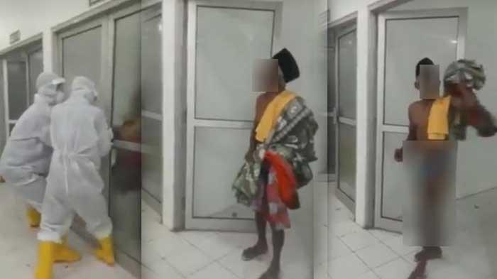 PDP Mengamuk di Ruang Isolasi Pakai Bahasa Madura, Diduga Terjadi di Rumah Sakit Ini