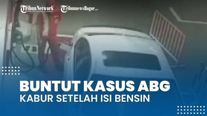 VIDEO Pengendara BMW Kabur Usai Isi BBM, Ternyata Ulah Remaja Iseng, Masalah Berakhir Damai