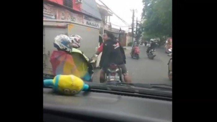Viral Pemotor Ludahi Relawan Pemandu Ambulans yang Bawa Pasien di Bekasi, Berikut Kronologinya