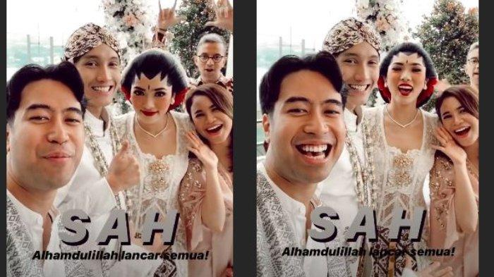Daftar Artis yang Hadiri Pernikahan Isyana Sarasvati & Rayhan Maditra, Raisa Hingga Vidi Aldiano
