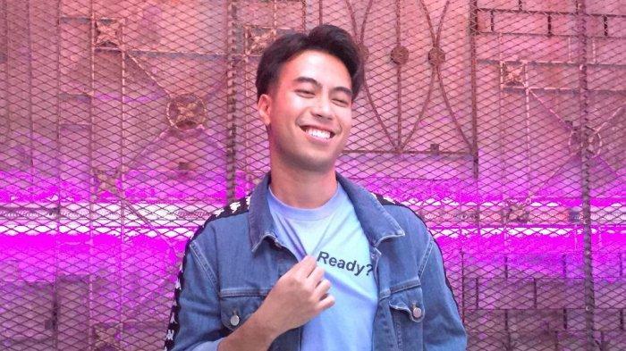 Vidi Aldiano saat ditemui di sela pembuatan video klip 'Ready For Love' di kawasan Gunawarman, Jakarta Selatan, Selasa (30/7/2019).
