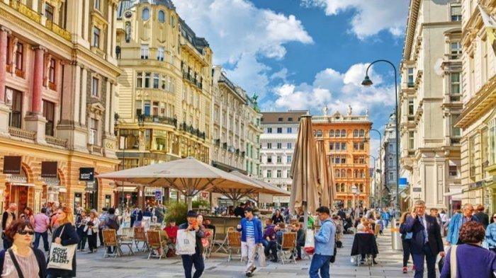 12 Fakta Vienna, Ibu Kota Austria yang Dapat Julukan Kota Musik