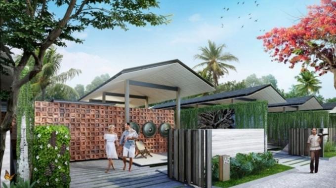 Jual Villa Premium Di Bali Pengembang Ini Tawarkan Program Promosi Tribunnews Com Mobile
